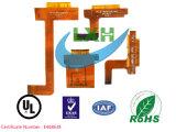 중국에서 이중 면 침수 금 FPC 널 제조