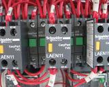 O PLC controla a máquina em linha reta de vidro da afiação de 9 motores (SZ-ZB9)