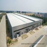 Lager, Werkstatt, Halle bildete Stahlkonstruktion