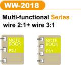 Ручная Binding машина для 3:1 провода и 2:1 провода (WW2018)