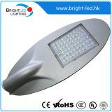 5 Luz de Rua Solar Pura do Branco IP67 da C.A. dos Anos da Garantia