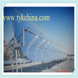 Collettore solare del condotto termico del bottaio