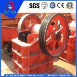 Tipo carbone della rotella del doppio di capacità elevata di serie di Pex della pietra/frantoio a mascella/frantoio a mascella di pietra fine, schiacciante macchina per la riga di industria estrattiva