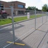 6FT*8FT galvanisierten temporäres Zaun-Panel für Kanada-Markt