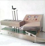 De ononderbroken Elektromagnetische Verzegelende Machine van de Fles van de Aluminiumfolie van de Inductie
