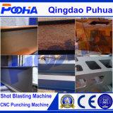 Quarto industrial de Sand Blasting com Automatic Mechanical Recovery System