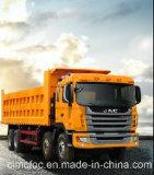 Autocarro con cassone ribaltabile resistente del camion JAC 8*4