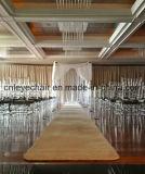 중국 아크릴 결혼식 의자
