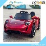 Crianças elétricas do carregador de controle remoto espaçoso de /Battery do carro do assento Montar-no carro do brinquedo