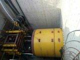 Npd1500はアーチ形にされたトンネルのボーリング機械を持ち上げた