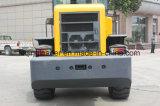 Mini Lader met Bedieningshendel en Airconditioner