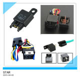 Automotive impermeável 12V 30A Relay de Car Light
