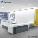 Modern en Kleurrijk pas Bureau van de Ontvangst van het Ontwerp het Commerciële aan