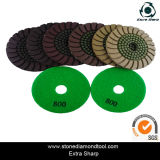 7 단계 High Quality Marble Diamonds Polishing Pads
