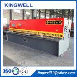 ISO에 의하여 Hydarulic 증명서를 주는 깎는 기계 (QC12Y-4X4000)
