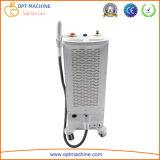 Máquina da remoção do cabelo de Shr IPL usada no rejuvenescimento da pele