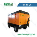 Dieselmotor-mobiler Schrauben-Luftverdichter (ISO&CE)