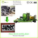Le long environnement de garantie protègent le pneu réutilisant la machine à vendre