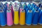 Filé tourné teint par polyester 100% - couleur