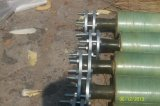 Pipe d'isolation thermique de FRP