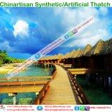 Искусственная штанга Tiki Thatched крыши/зонтик пляжа бунгала воды коттеджа хаты Tiki синтетический Thatched
