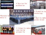 Автомат для резки 2016 лазера волокна Jinan Ruijie 750W года с генератором Raycus
