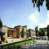 Außenentwurfs-Architektur-Sichtbarmachung-Wiedergabe mit Qualität