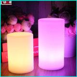 Lámpara con pilas del cambio del color de la luz 16 de la Navidad LED