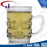кружка пива новой конструкции 90ml стеклянная (CHM8135)