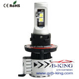 Bulbos do carro do diodo emissor de luz do feixe do diodo emissor de luz Hi/Low do carro Xhp70 do CREE de G8 H13 36W 6000lm