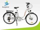 26 인치 리튬 건전지를 가진 전기 도시 자전거