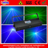 Laser de feixe do DJ do efeito do RGB Trifan multi