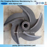 ANSI Investment Casting Pump Impeller Goulds 3196 Pump Impeller