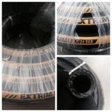 Черная резиновый труба воздуха