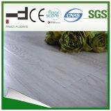 plancher léger de stratifié de chêne de 12mm pour la salle de séjour avec du ce et la plaque d'immatriculation