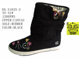 Numéro 51025 chaussures de Madame Boots Fashion Shoes Winter