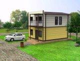 Estructura de acero ligera para el edificio residencial
