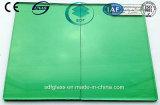 Vidro de flutuador reflexivo verde com Ce/ISO