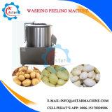 Pinsel-Rollen-Typ Karotte-Kartoffel-Waschmaschine