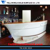 Мебель шкафа штанги новой конструкции Tw акриловая угловойая