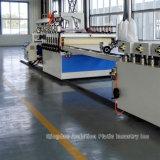ISO9001のPVC泡のボードの突き出る機械は承認した