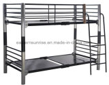 현대 가구 두 배 프로젝트 기숙사 강철 금속 프레임 2단 침대