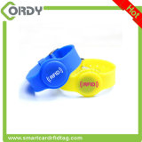 Wasserdichtes Silikon Wristbands 13.56MHz FM11RF08 Armband für Zugriffssteuerung