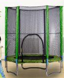 屋外の練習の適性装置の体操の安全策および梯子5FT-16FTのトランポリンのベッド