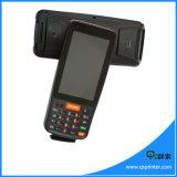 Mini drahtloser mobiler androider Handzahlungs-Barcode-Scanner-Daten-Sammler aller in einem mit NFC Leser