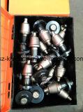 Morceaux W6/20X de route de carbure de tungstène pour le planificateur de froid de Wirtgen