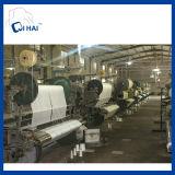 使い捨て可能な綿の白いタオル(QHW754)
