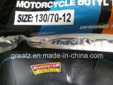 Appareils-photo bon marché en caoutchouc normal de la Chine et chambre à air butylique (130/70-12)