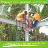 파푸아뉴기니 프로젝트 강철 이동할 수 있는 조립식 집