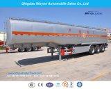 Kraftstofftank-Sattelschlepper-oder Kraftstoff-Tanker-halb LKW-Schlussteil